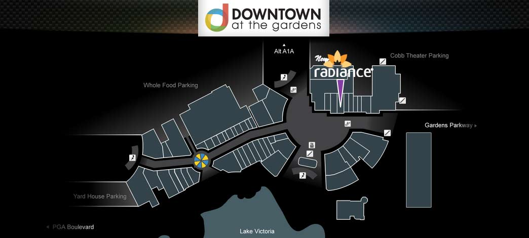 Directory - Downtown at the Gardens