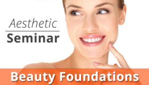 Beauty Foundations Seminar Image