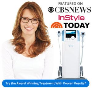 exilis ultra featured on cbsnews and more - radiance of palm beach