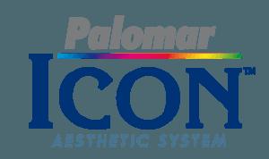 Palomar Icon Aesthetic System Logo