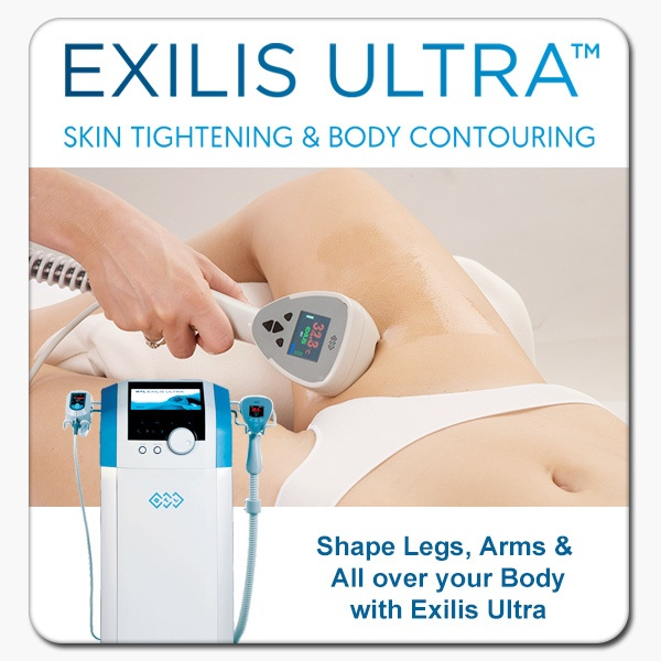 Exilis Ultra Information Card New Radiance Palm Beach