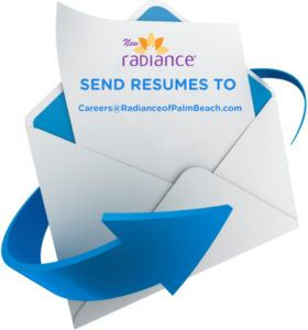 email your resume to careers@RadianceofPalmBeach.com